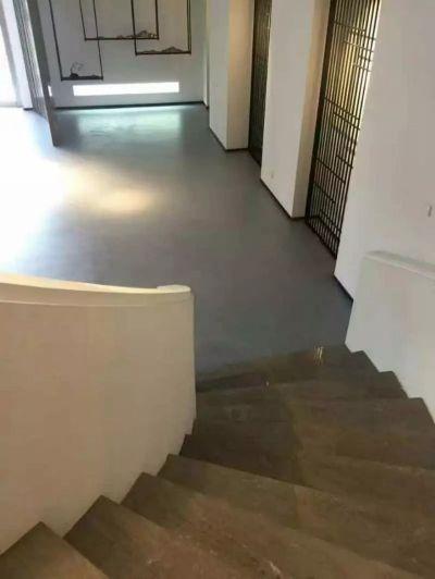 聚酯漆超耐磨地坪