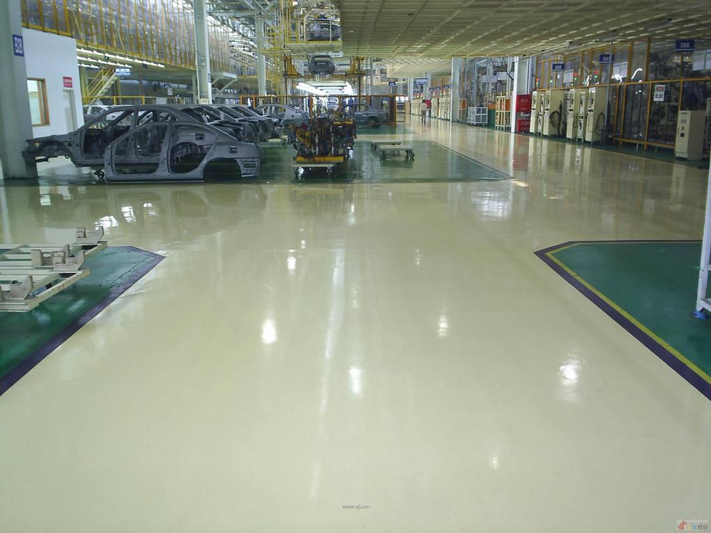 油性防静电环氧自流平地坪面漆