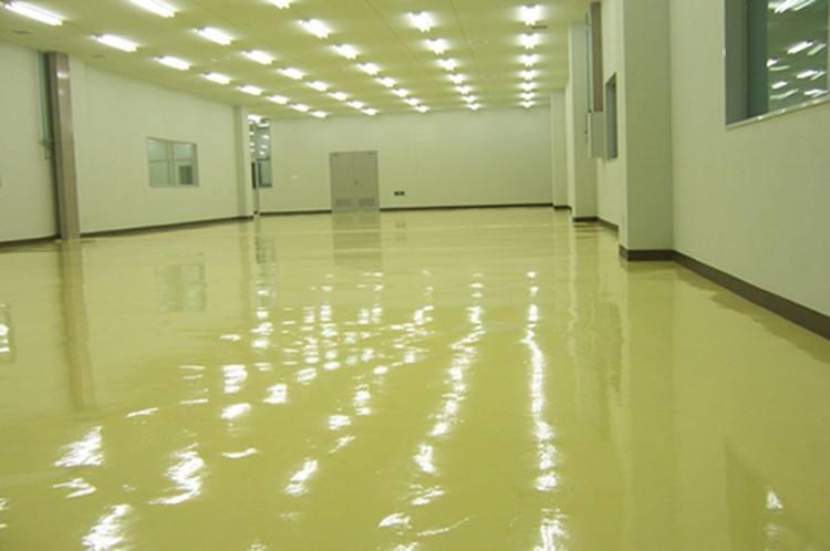 水性环氧自流平地坪面漆